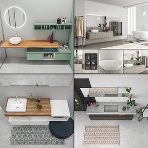 bathroom furniture 7 3D