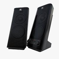 Logitech X 140 Speakers