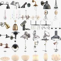 lampe light 3D model