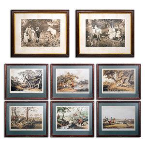 pictures set 10 frame model