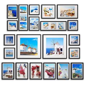 pictures set 04 37 3D model