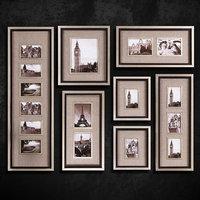 3D model pictures set 22 photo frame