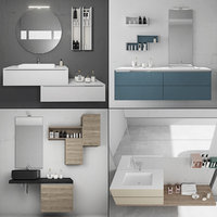 3D bathroom furniture 5