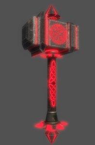 hammer fantastic model