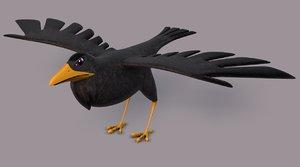 3D bird v02