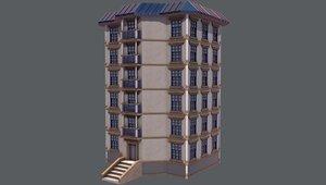 3D buliding v03 model