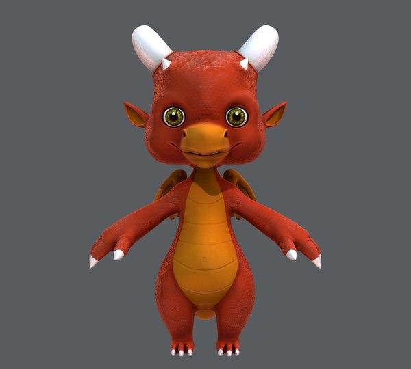dragon v01 model