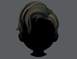 3D hair style boy v44