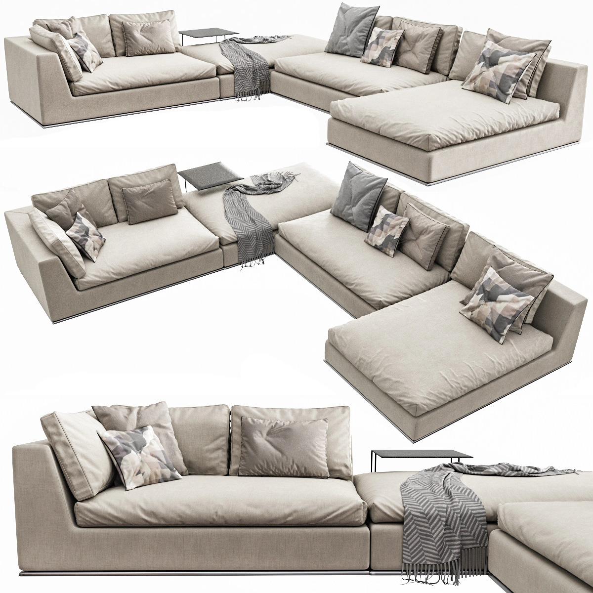 Magnificent Minotti Hamilton 12 Machost Co Dining Chair Design Ideas Machostcouk