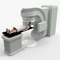 3D varian truebeam radiotherapy