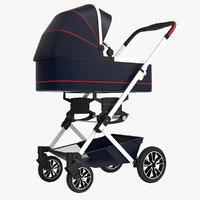 Mercedes baby stroller