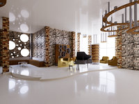 Restaurant and Bar interior design