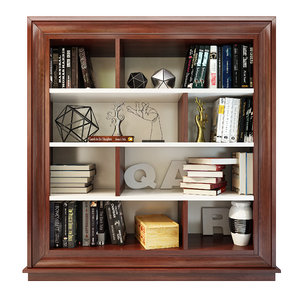 mugali bookcase galiano emocion 3D