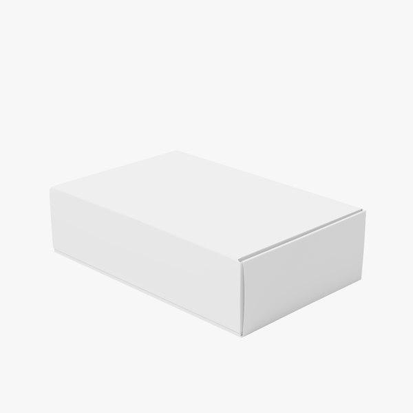 3D packaging box