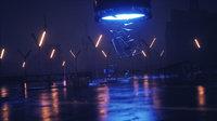 Sci-Fi - C4D & Octane Project Files - Vol.2