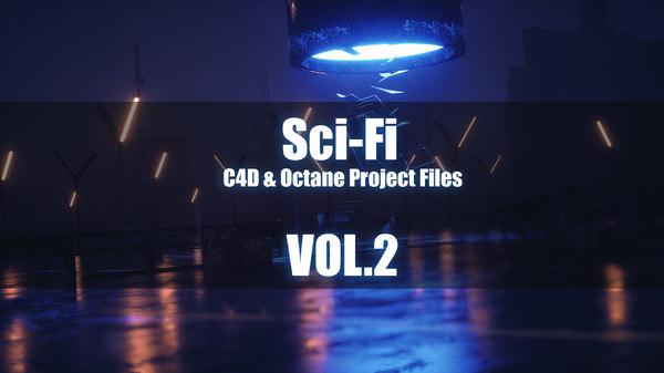 octane - files 3D model
