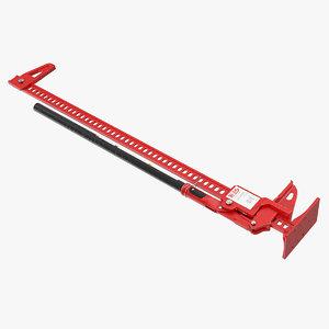 hi-lift jack hl-484 lifting model