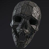 Sci-Fi Shapes - The Skull