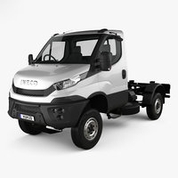 Iveco Daily 44 Single Cab Chassis 2017