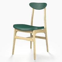 Type 200-190 Chair by Teofil Halas