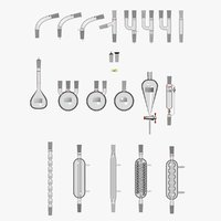 Laboratory Glassware Kit