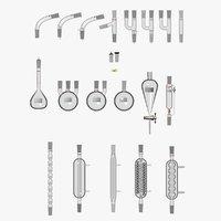 Laboratory Glassware Kit