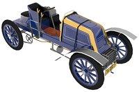 3D 1902 mors type z model