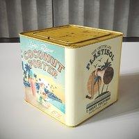 3D vintage box