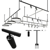 flos infra structure lighting 3D
