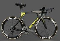 Scotts Plasma 5 TT bike