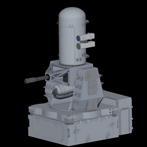 phalanx ciws model