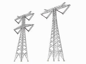 3D pylon