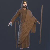 jesus christ 2019 model