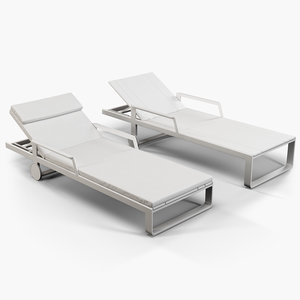 outdoor furniture gandia blasco 3D