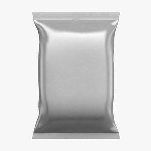 3D chips bag