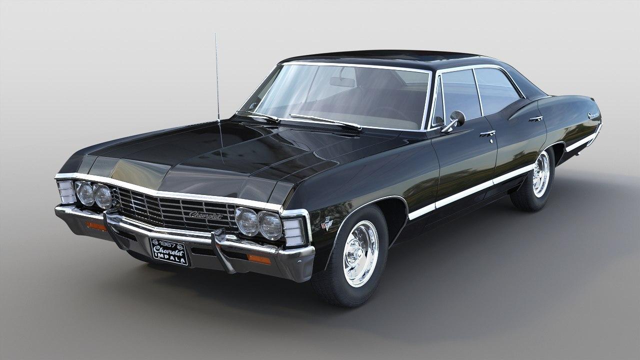 Kelebihan Chevrolet Impala 1967 Review