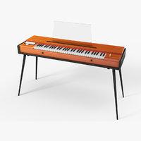 clavinet d6 model