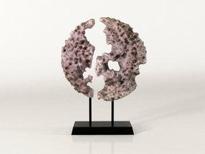3D ancient artifact decorative model