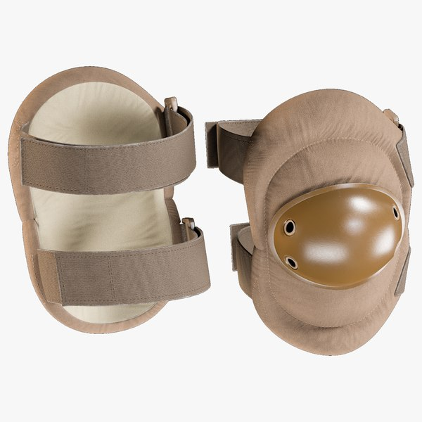 3D elbow pads advanced tactical