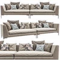 3D sofa charles