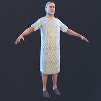 3D patient 2019 model