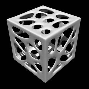 cube design 3D