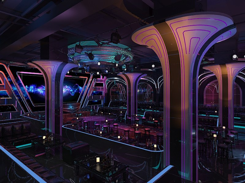 night club 2 3D