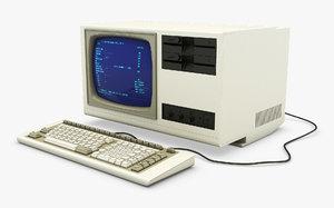 personal computer v 3 model