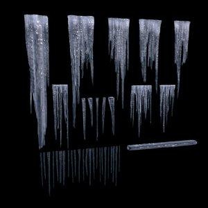 icicles set 3D