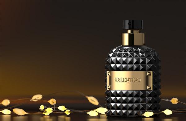 3D valentino model