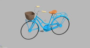3D bicicleta
