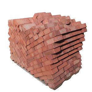 bricks scan retop model