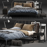 IKEA KOPARDAL Bed