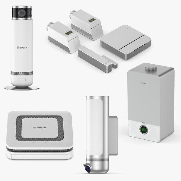home smart 3D model